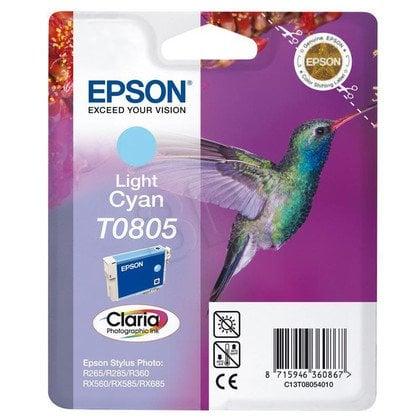 EPSON Tusz Jasny T0805=C13T08054011, 8 ml