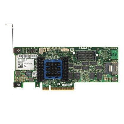 Kontroler RAID SAS/SATA ADAPTEC 6405, 6Gb, 4p, SGL