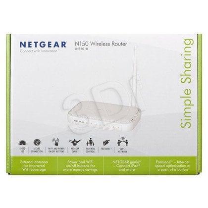 NETGEAR JNR1010-100PES Router WIFI N150 4p LAN