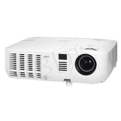PROJEKTOR NEC V311W DLP WXGA 3100 ANSI 3000:1 HDMI LAN