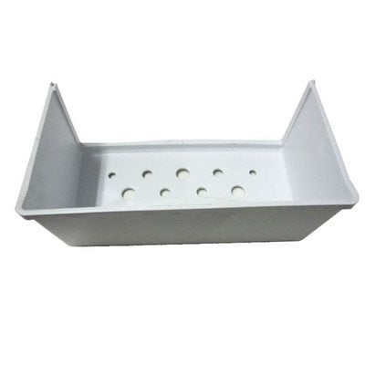 Pojemnik dolny biały 440X242X16 (C00075594)