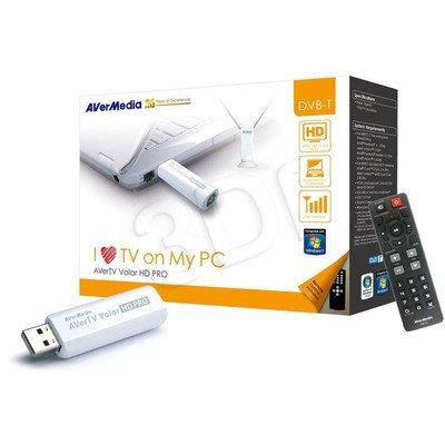 AVERMEDIA TUNER DVB-T USB AVERTV VOLAR HD PRO