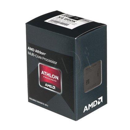 Procesor AMD Athlon X4 860K 3700MHz FM2+ Box