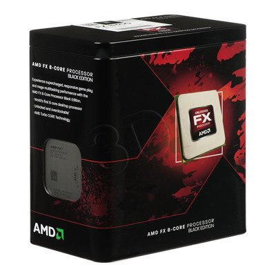 PROCESOR AMD X8 FX-8350 4.0GHz BOX(AM3+)(125W,16MB)