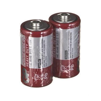 GP Bateria cynkowo- węglowa R14S blister 2szt.