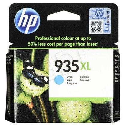 HP Tusz Niebieski HP935XL=C2P24AE, 825 str.