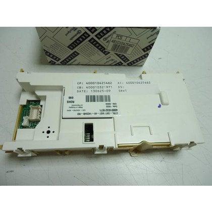 Programator/Moduł sterujący (w obudowie) skonfigurowany do zmywarki Whirlpool (481010425462)