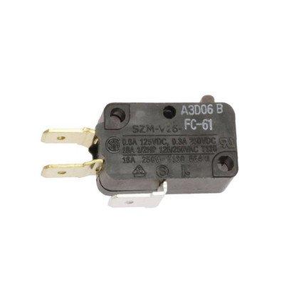 Mikroprzełącznik do kuchenki mikrofalowej Whirpool (480120100814)