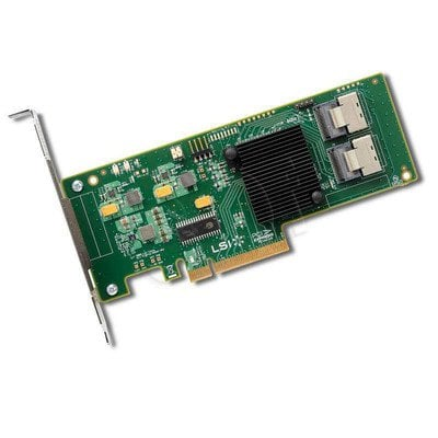 Kontroler RAID SAS/SATA LSI 9211-8i, 6Gb, 8port, SGL