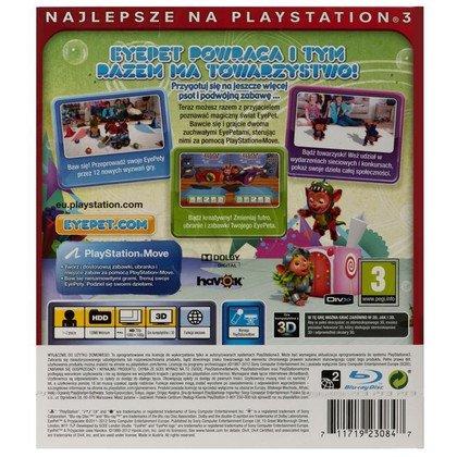 Gra PS3 EyePet i Przyjaciele Essentials