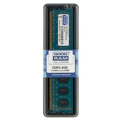 GOODRAM DDR3 4096MB PC1333 CL9