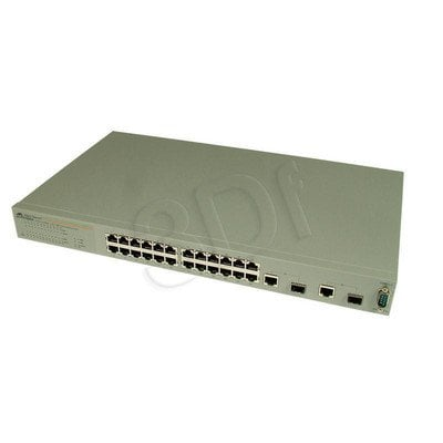 Allied Telesis WebSmart (AT-FS750/24) 24x10/100Mbps, 2xGigabit TP/SFP