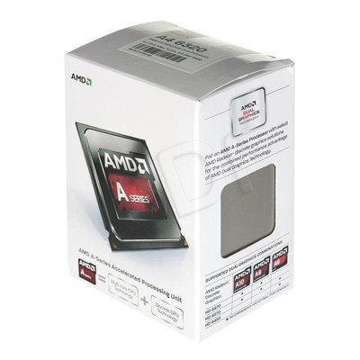 Procesor AMD APU A4 A4 6320 3800MHz FM2 Box