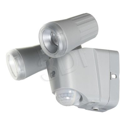 GP BEZPRZEWODOWA LAMPA LED SAFEGUARD RF2, SZARA