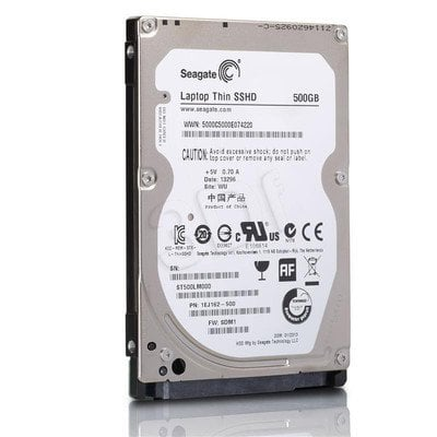 "SSHD Seagate Laptop 500GB 2,5"" ST500LM000 64MB 5400rpm SATA"