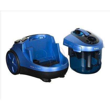 Odkurzacz Amica VK 5031 (z filtrem wodnym 1600W niebieski)