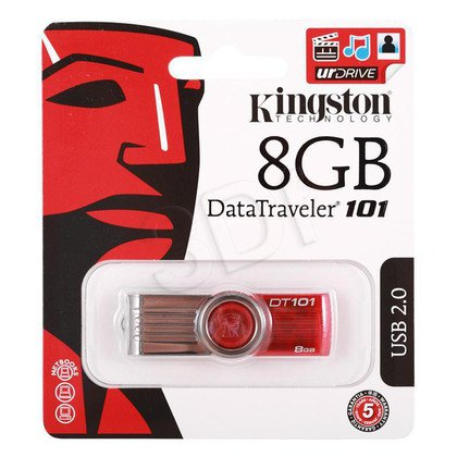 KINGSTON FLASH DT101G2/8GB