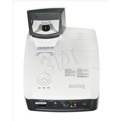 PROJEKTOR BenQ MX852UST+ DLP XGA 3000ANSI 10000:1 LAN