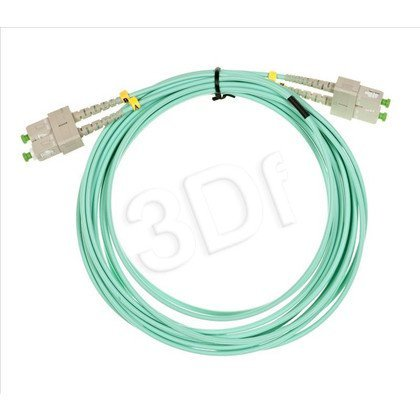 ExtraLink Fiber Optic Patchcord MM OM3 SC-SC DUPLEX 50/125 5.0M