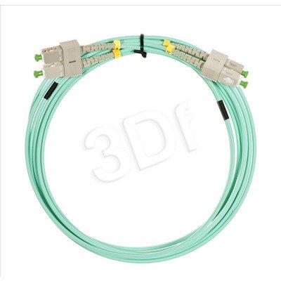ExtraLink Fiber Optic Patchcord MM OM3 SC-SC DUPLEX 50/125 3.0M