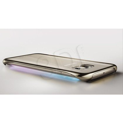 "Samsung Etui do telefonu Clear Cover 5,1"" Galaxy S6 edge czarne"