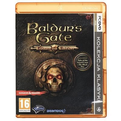 "Gar PC PKK Baldurs""s Gate Enhanced Edition"