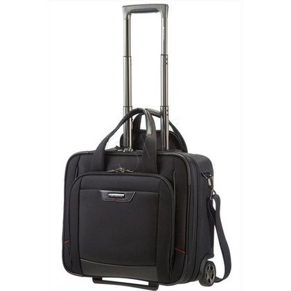 "SAMSONITE TORBA KOMPUTEROWA 35V09009 PRO-DLX4 ROLLING TOTE 16.4"" WITH WHEELS. JEDNOKOMOROWA, NA NOTEBOOK I TABLET, 2 KOŁA."