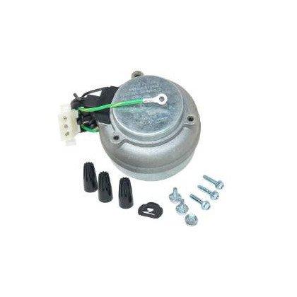 Półki na plastikowe i druciane r Silnik wentylatora chłodzenia skraplacza Whirlpool (481936178218)