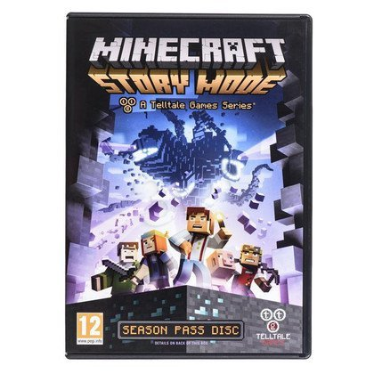 Gra PC Minecraft Story Mode