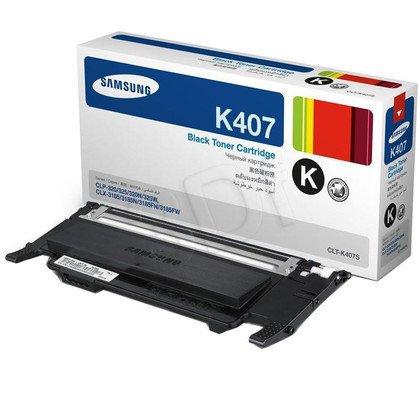 SAMSUNG Toner Czarny CLTK4072S=CLT-K4072S, 1500 str.