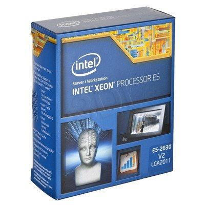 Procesor Intel Xeon E5-2630 v2 2600MHz 2011 Box