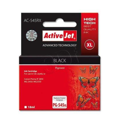 ActiveJet AC-545RX tusz czarny do drukarki Canon (zamiennik Canon PG-545XL) Premium