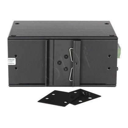 PLANET IGS-624HPT Switch przemysłowy 4xGE PoE 2xSFP