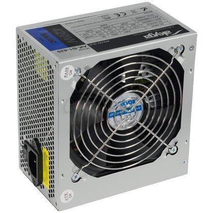 AKYGA ZASILACZ BASIC ATX 420W P4 FAN12CM 3XSATA 2xMOLEX