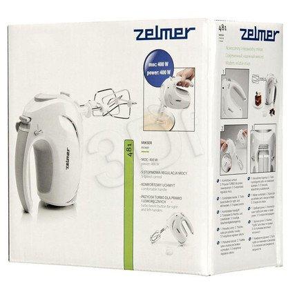 Mikser ręczny Zelmer ZHM1204I (481.4) (400W/biało-beżowy)