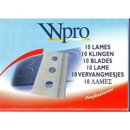 Nożyki do skrobaka do płyt ceramicznych - 10szt (481281728162)