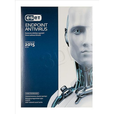 ESET Endpoint Antivirus - 5 STAN/24M