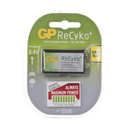 GP Akumulator ReCyko+ 15R8HB NiMH LSD 150mAh 1szt.