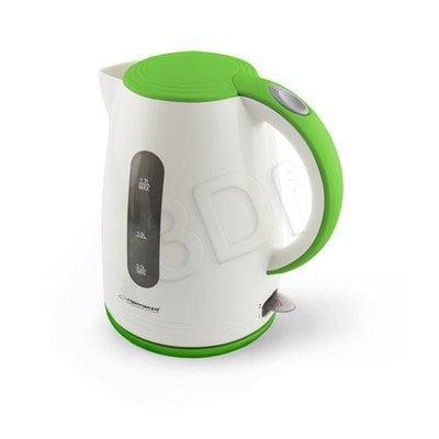 Czajnik elektryczny Esperanza Niagara EKK002G (1,7l 2200W zielony)