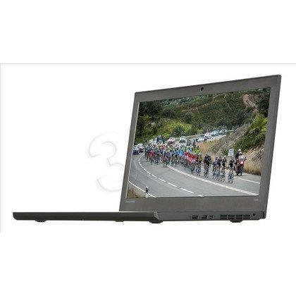 """LENOVO ThinkPad T550 i5-5300U 8GB 15,6"""" FHD 256GB HD5500 LTE Win7P Win8.1P Czarny 20CK000VPB"""