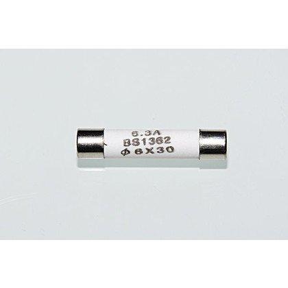 Bezpiecznik mikrofali 6,3 A (064-32)