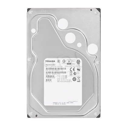 Dysk HDD TOSHIBA MG03SCA300 3TB SAS-2 64MB 7200obr/min