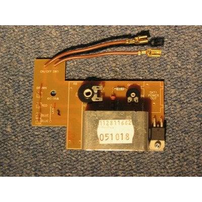 Płytka elektroniczna do odkurzacza (1128116629)
