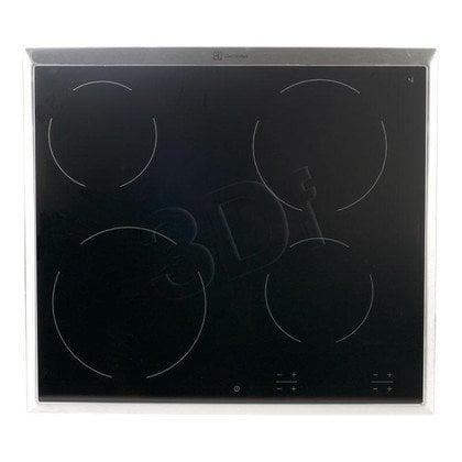 Płyta ceramiczna ELECTROLUX EHF 16240 XK (elektryczna/ czarna/ 6500W)