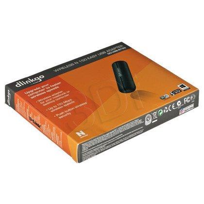 D-link Karta sieciowa bezprzewodowa GO-USB-N150 USB 2.0