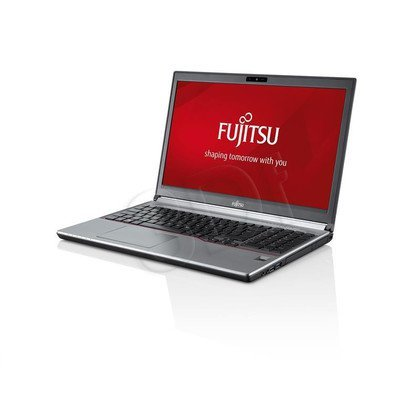 "Fujitsu LIFEBOOK E754 i7-4610M 8GB 15,6"" FHD 500+8GB HD4600 LTE Win7P W10P Srebrny 2 y"