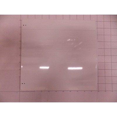 Nakrywa 51, 53 zawias uniwersalny lakier biały (9050397)
