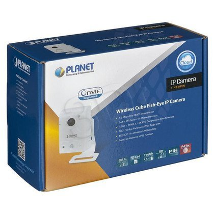 Kamera IP Planet ICA-W8100-CLD 0,89mm 1,3Mpix WiFi FISHEYE Chmura
