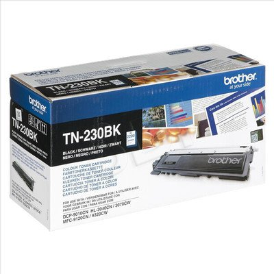 BROTHER Toner Czarny TN230BK=TN-230Bk, 2200 str.