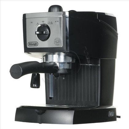 Ekspres ciśnieniowy automatyczny Delonghi EC 156.B (1100W czarny)